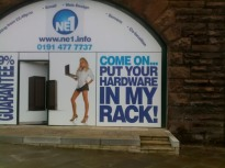 Seriously, 'put your hardware in my rack' doesn't even make sense